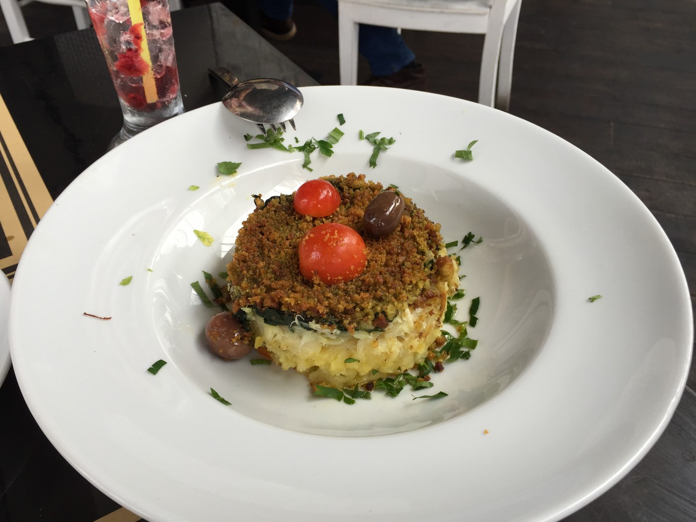 Restaurant A Praca Lisbon
