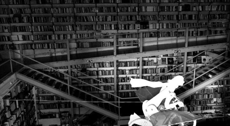 Livraria Ler Devagar Bookstore Lisbon Portugal