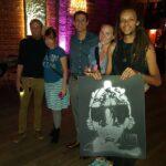 A Delightfully Unexpected Esc Reunion Then Oyster Bar And