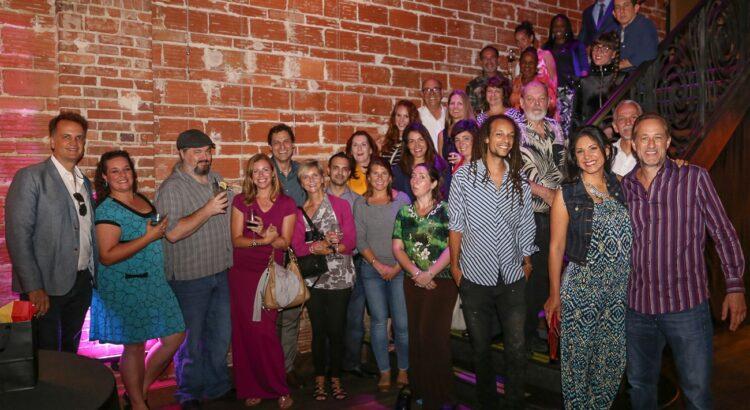2016 03-31 Rainmakers join the Entrepreneur Social Club NOVA 535 DTSP Michaels 48th