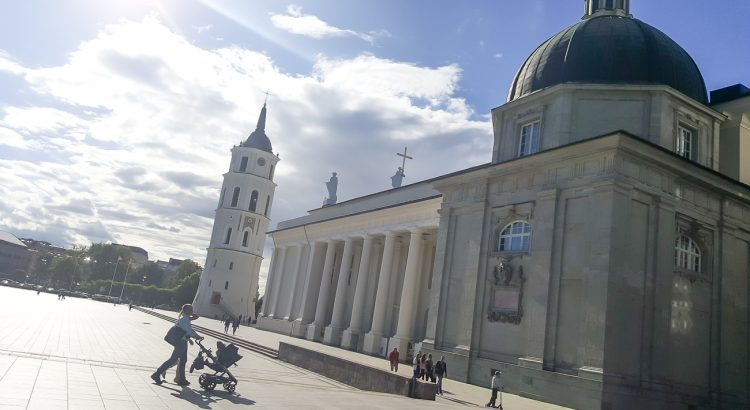 beautiful vilnius