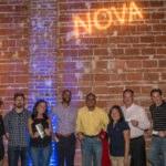 2016 12-15 Entrepreneur Social Club at NOVA 535-2 Entrepreneurs Bustling with Positive Energy