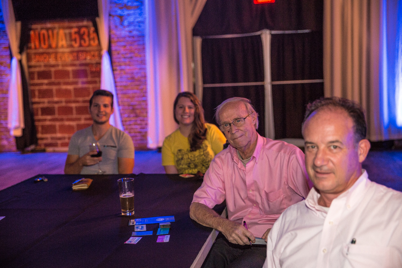 2016 12-15 Entrepreneur Social Club at NOVA 535-2 Happy Birthday Dorkstar