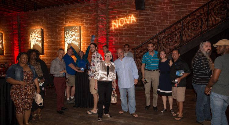 Entrepreneurs are the Bricks and Mortar that hold our World Together in DTSP at venue NOVA 535