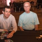 Authors Alleys and the HSN Drip Krown at historic venue NOVA 535 in downtown St. Pete, Florida for the weekly Entrepreneur Social Club (TM)
