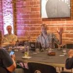 Fearless Facials and Hilarious URLs during Entrepreneur Social Club (TM) at historic DTSP venue NOVA 535