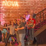 Fearless Facials and Hilarious URLs at Entrepreneur Social Club (TM) at historic venue NOVA 535 downtown St. Pete, Florida