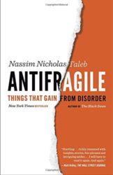 Antifragile Book Cover