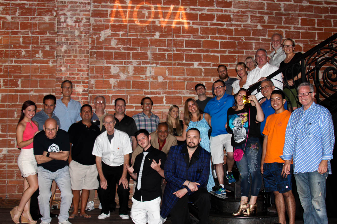 Entrepreneurs Who Do More Than Fantasize - ESC at NOVA 535 in DTSP