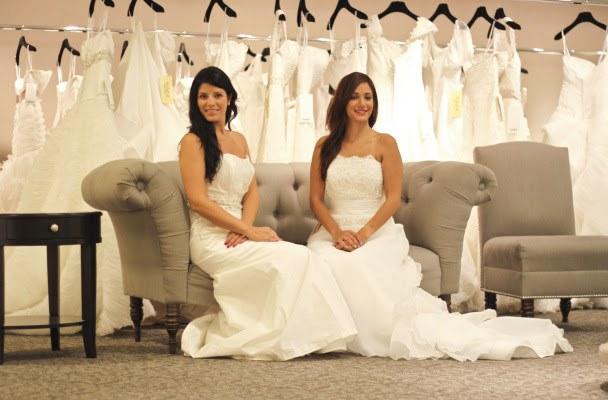 Drew Edwards relaunches BABC as social enterprise company - BABC modeling wedding dresses