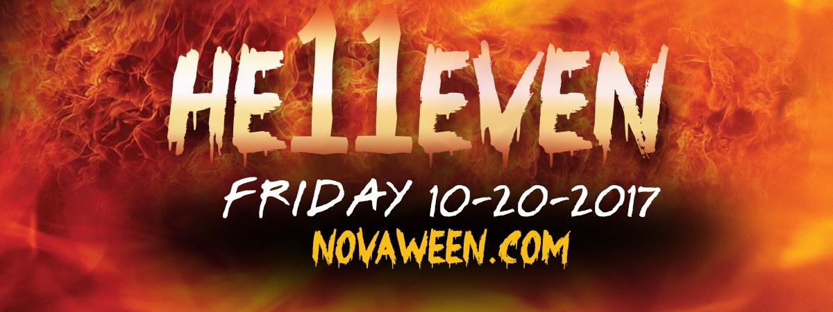 2017 10-20 Friday Novaween He11even