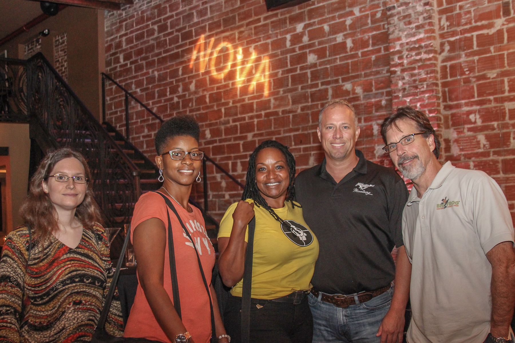 Oyster Dinner Gives Us Pearls of Wisdom with the Entrepreneur Social Club at historic DTSP venue NOVA 535 in beautiful downtown St. Pete, Florida