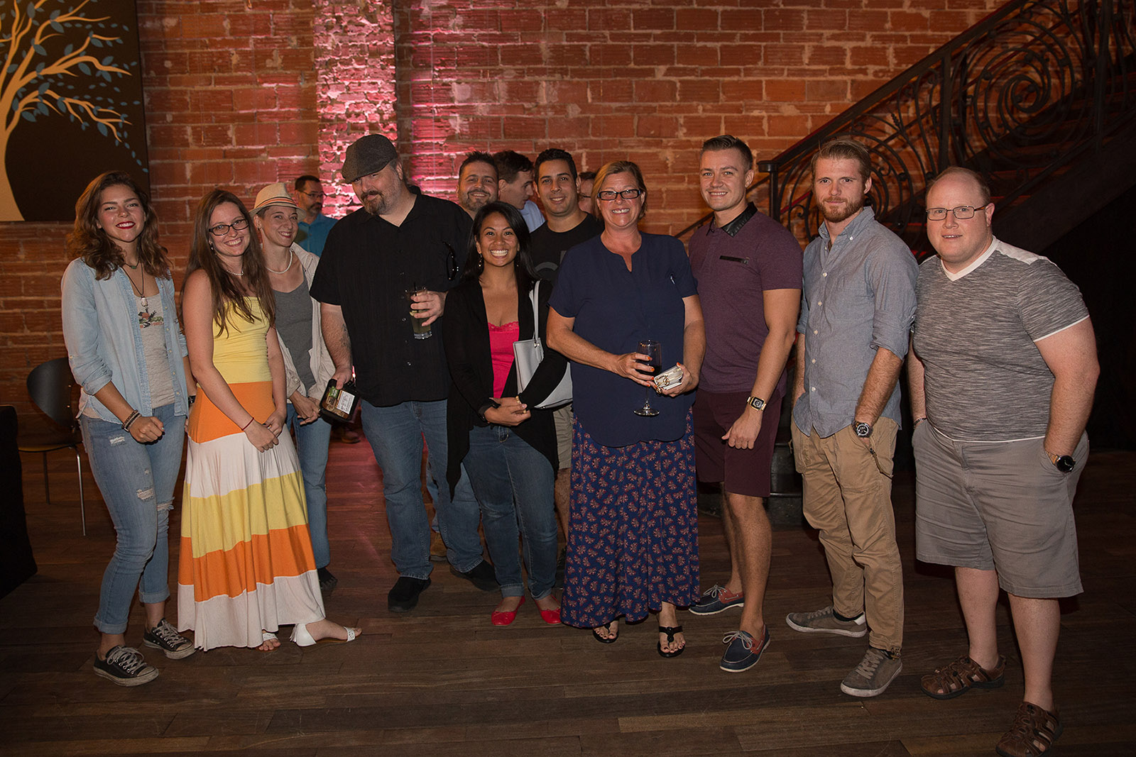 Thursday November 2, 2017 Entrepreneur Social Club was treated to Entrepreneurial Tails of Deliciousness at historic DTSP venue NOVA 535 downtown St. Pete