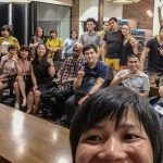 Entrepreneur Social Club enjoys the Sweet Chaos of Hanoi Vietnam on Thursday May 31, 2018 with ESC founder Michael Scott Novilla