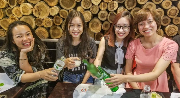 I Wanna Be a Hanoi Tour Guide! Discussed at the Entrepreneur Social Club [tm] Thursday June 14, 2018 hosted by founder Michael Scott Novilla, Hanoi Vietnam