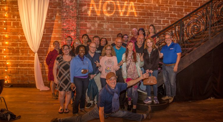 416 Days Later Globetrotter Michael Scott Novilla Returns Home to his Entrepreneur Social Club at historic downtown St. Pete venue NOVA 535