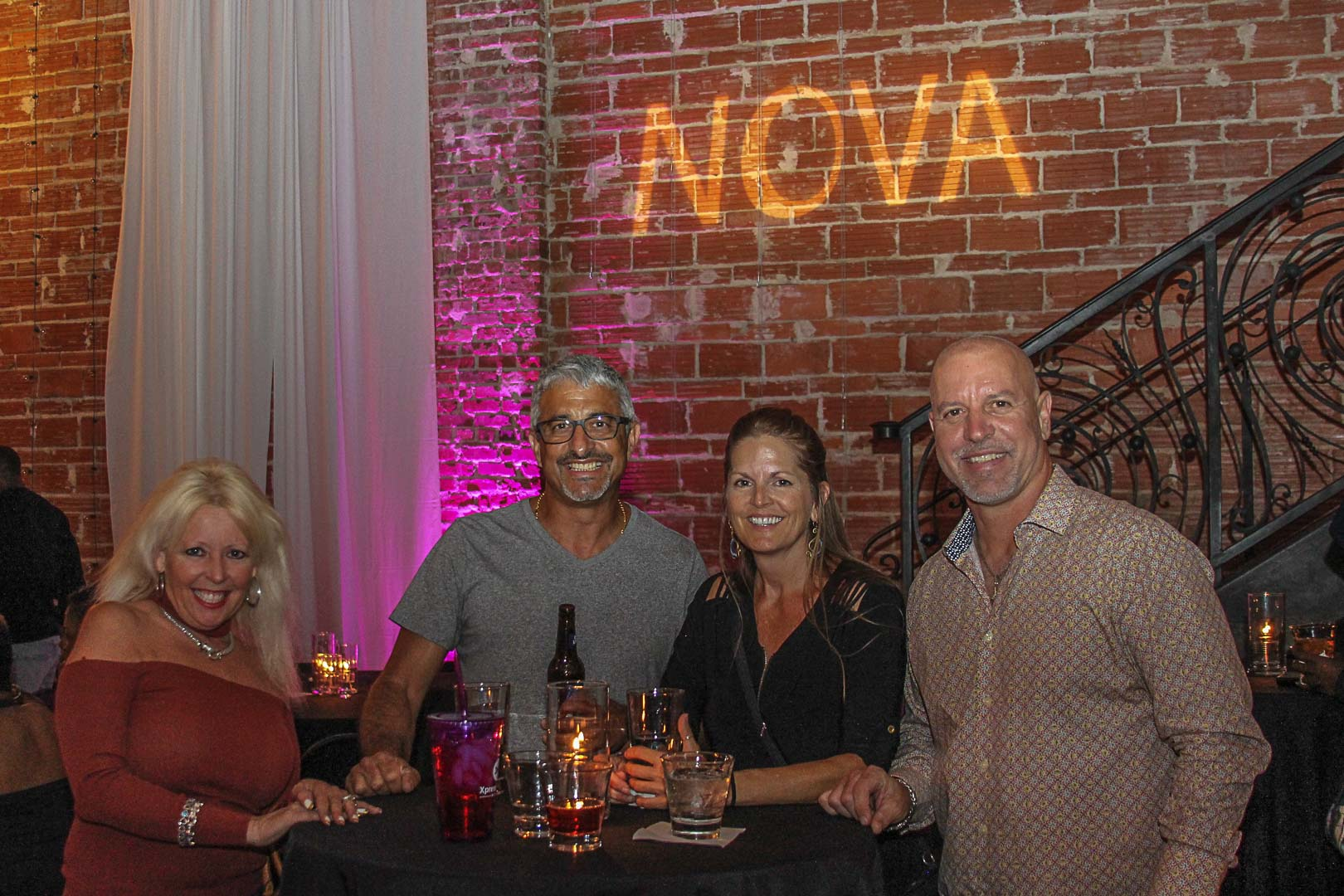 A Laughter Filled NOVA Comedy Night at historic downtown St. Pete venue NOVA 535
