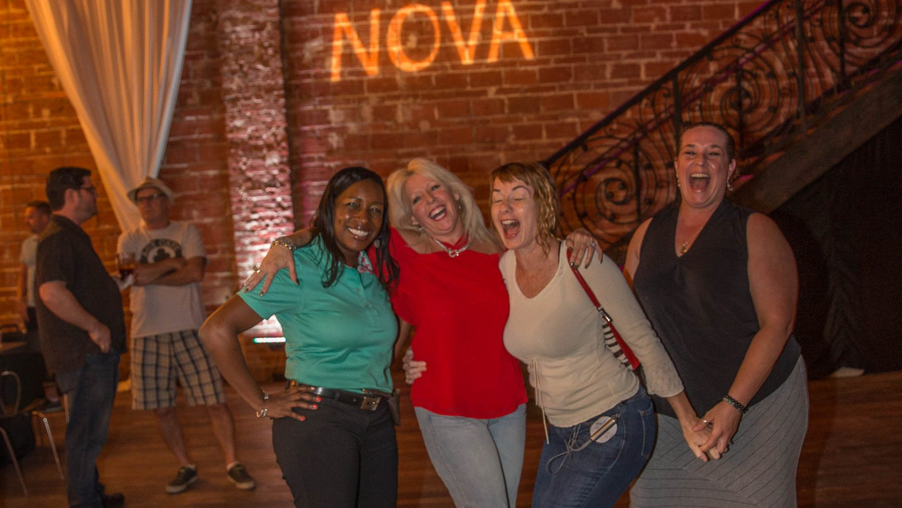 xpress yourself at our weekly entrepreneur social club at historic downtown St. Pete Florida venue NOVA 535