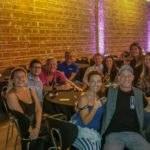 2019 04-18 Entrepreneur Social Club NOVA 535 Callaloo dinner Downtown St. Pete
