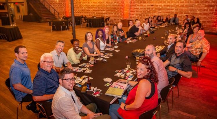 The Entrepreneur Social Club enjoys A House Full of Love at historic Downtown St. Pete venue NOVA 535