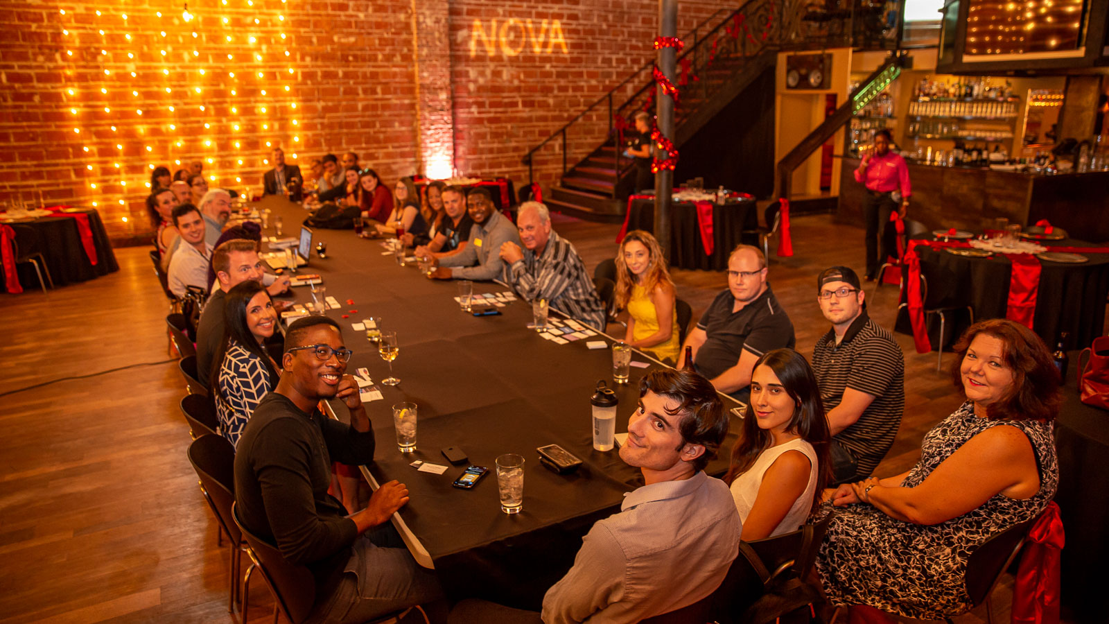 2019 Entrepreneur Social Club Thursday Nights at historic downtown St. Pete venue NOVA 535