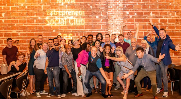Entrepreneur Social Club at historic downtown St. Pete venue NOVA 535