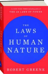 Laws of Human Nature - Robert Greene -book cover