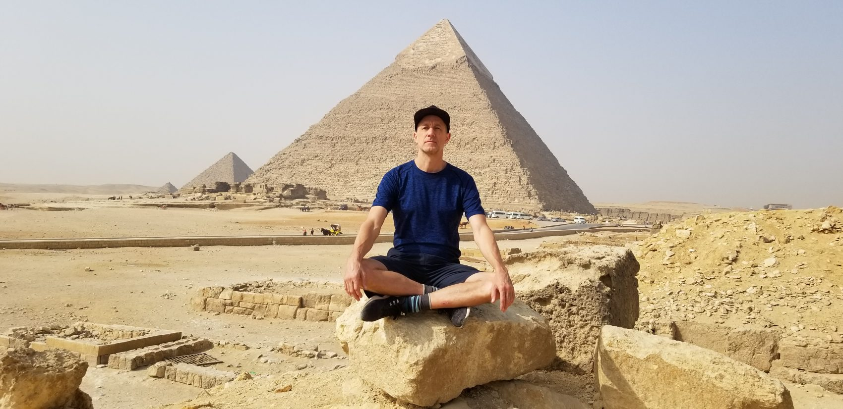 Michael Scott Novilla Great Pyramids GIZA Egypt