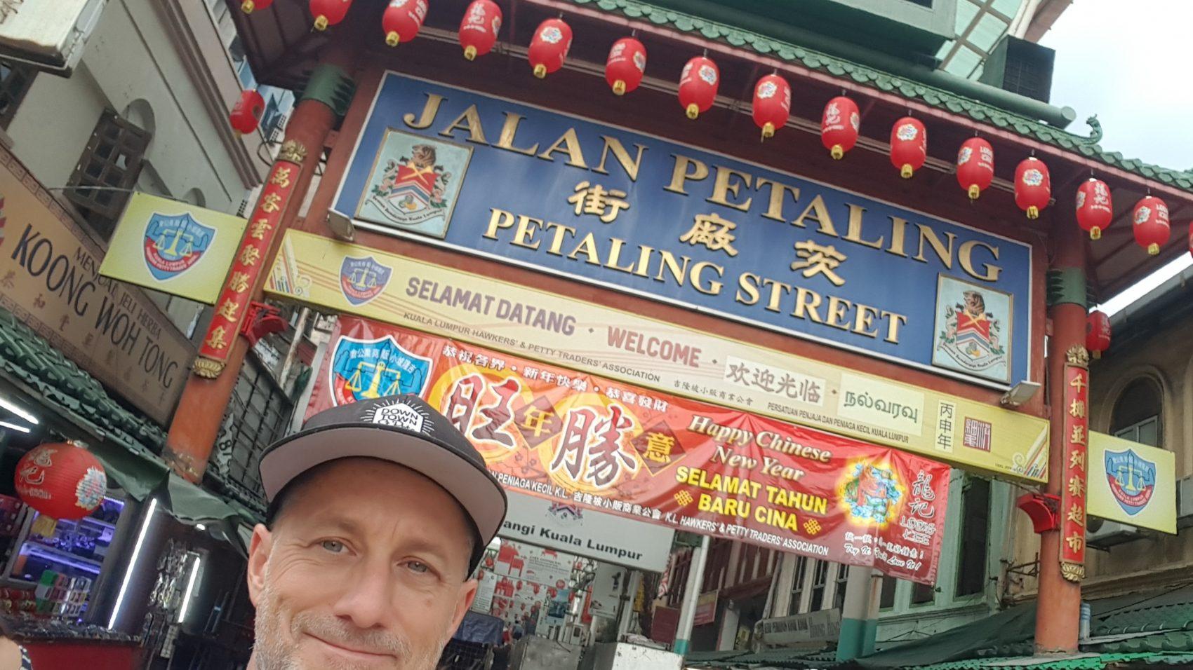 Michael Scott Novilla 2018 02-23 Kuala Lumpur Central Market Chinatown
